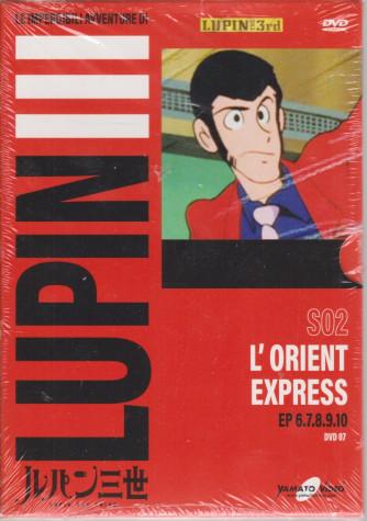 Le imperdibili avventure di Lupin III - L'orient express - settimanale