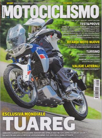 Motociclismo - n. 8 -agosto  2021 - mensile