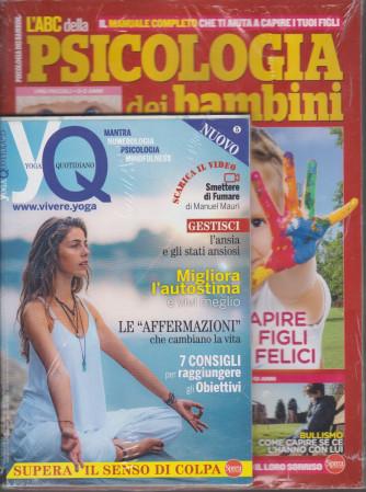 Psicologia dei bambini - + Yoga Quotidiano - n. 1 - bimestrale - marzo aprile 2021 - 2 riviste