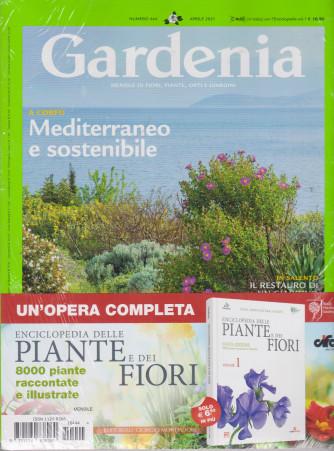 Gardenia +Enciclopedia delle piante e dei fiori  - n. 444 - mensile - aprile 2021