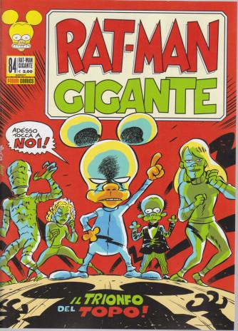 Rat-Man Gigante - n. 84 -Il trionfo del topo! -  mensile - 4 febbraio 2021