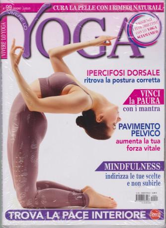 Vivere lo Yoga - + Meditazione guidata 6 - - n. 99 -giugno - luglio 2021 - bimestrale - rivista + cd