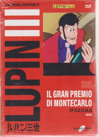 Le imperdibili avventure di Lupin III - Il gran premio diMontecarlo  - settimanale