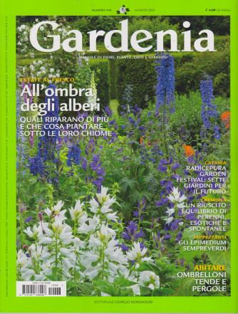 Gardenia   - n. 448  - agosto  2021 - mensile -