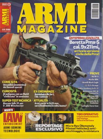 Armi magazine - n. 8 - agosto  2021 - mensile