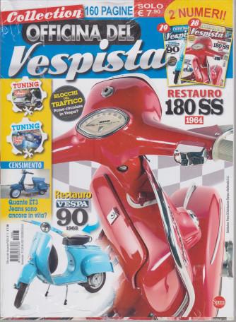 Officina del vespista collection - n. 3 - giugno - luglio 2021 - bimestrale - 2 numeri - 160 pagine