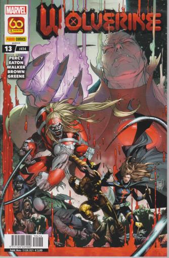 Wolverine  - n. 114 - mensile - 15 luglio 2021