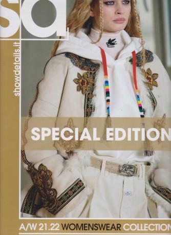 Showdetails - n. 32 - Milano + Paris + New York - London - Women collections autumn - winter 2021-2022 -