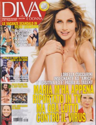 Diva e donna - n. 3 - settimanale femminile -19 gennaio 2021