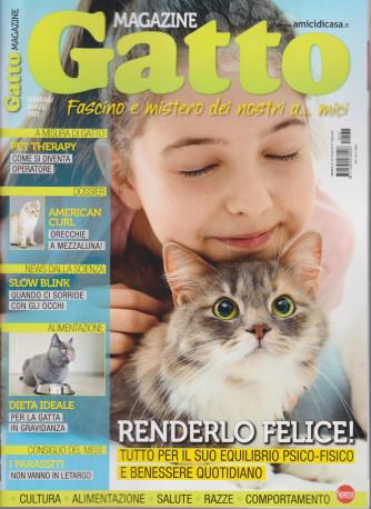 Gatto magazine - n. 137 - mensile - febbraio - marzo 2020