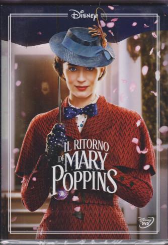 I Dvd di Sorrisi 4 - n. 11 -Il ritorno di Mary Poppins - febbraio 2021- settimanale