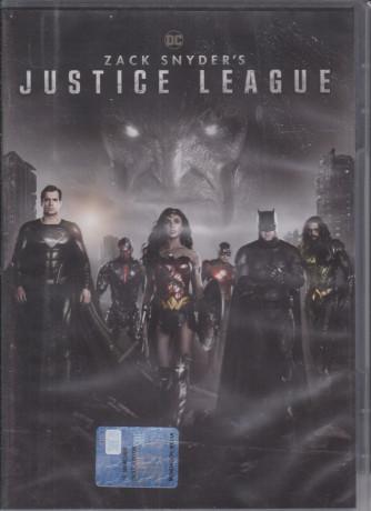 I Dvd Cinema di Sorrisi - n. 14 - Justice League    - settimanale  27 maggio  2021