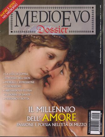 Medioevo Dossier - n. 6  -Il millennio dell'amore. Passione e poesia nell'età di mezzo -novembre  2021 - mensile