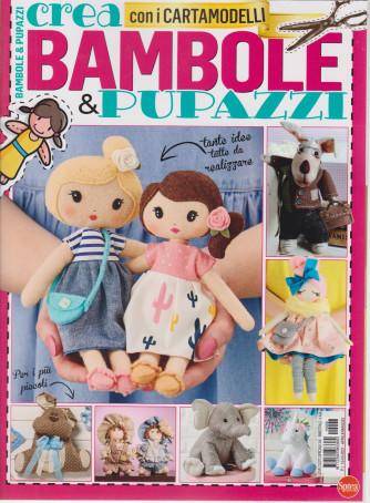 I Love Cucito Speciale - Crea bambole & pupazzi con i cartamodelli - n. 8 - bimestrale -aprile - maggio 2021