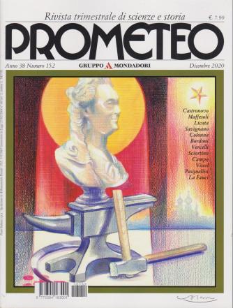 Prometeo - n. 152 - dicembre 2020 - trimestrale