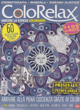 Color Relax + una rivista - n. 2 - bimestrale - aprile - maggio 2021 - 2 riviste