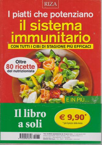 Dimagrire extra - n. 31  -I piatti che potenziano il sistema immunitario - luglio - agosto 2021