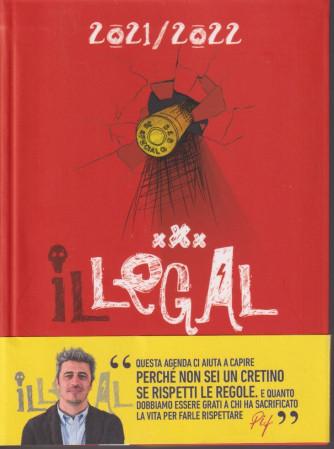 L'agenda Illegal  della legalità - 2021/2022 - n. 9 - mensile