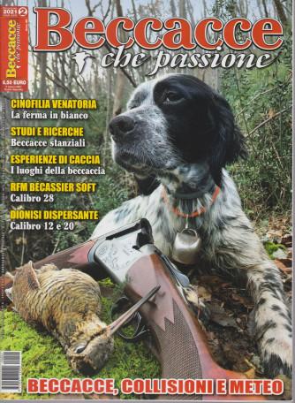 Beccacce che passione - n. 2 - bimestrale - 5 marzo 2021