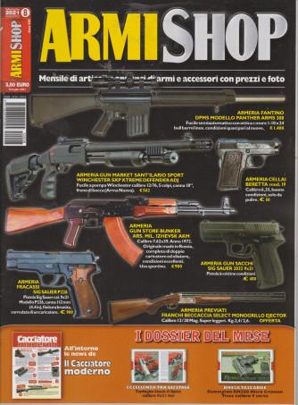 Armi Shop - Annunci Armi - n. 8 - mensile - agosto   2021