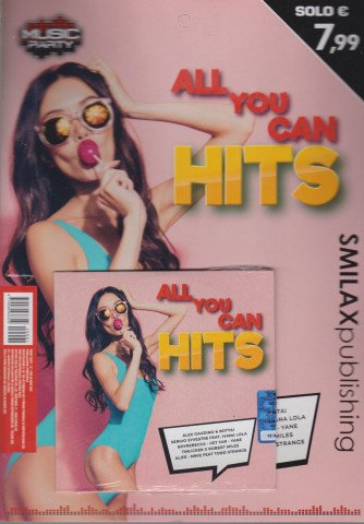 Music Party - All you can hits- n. 1 - trimestrale - 5 marzo 2021