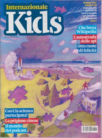 Internazionale Kids - n. 20 - mensile - maggio 2021