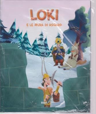 Loki e le mura di Asgard- n. 13 - settimanale - 7/5/2021 - copertina rigida