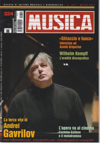 Musica -   n. 324 - mensile - 1/3/2021