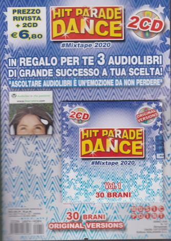 Hit Parade Dance - 2 cd - n. 12 - bimestrale - 10/12/2020 -volume. 1 - 30 brani -  rivista + cd