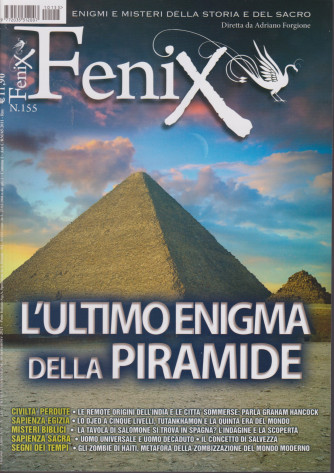 Fenix - n. 155 - mensile - 10 settembre 2021