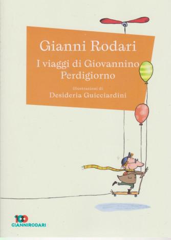 Gianni Rodari  -I viaggi di Giovannino Perdigiorno- n. 28 - settimanale - 83  pagine