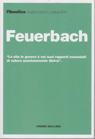 Filosofica -Feuerbach- n. 36 - settimanale - 185  pagine