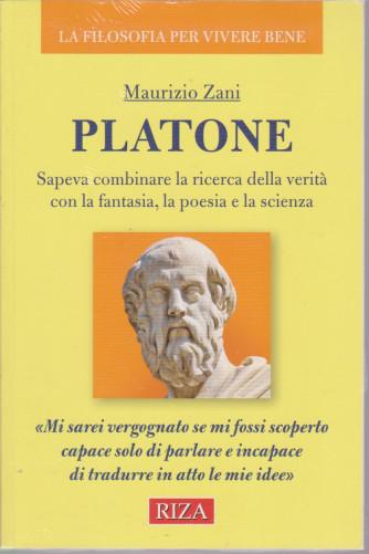 Riza Dossier - n. 28 -Platone di Maurizio Zani -febbraio - marzo 2021