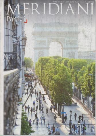 Meridiani - Parigi - n. 204 - bimestrale