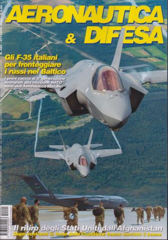 Aeronautica & Difesa - n. 420 - ottobre  2021 - mensile