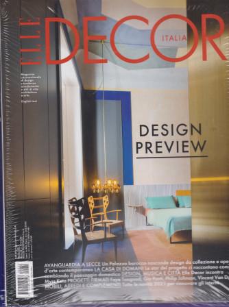 Elle Decor - n. 4 + Elle Decor Blow Up - aprile   2021 - mensile - 2 riviste