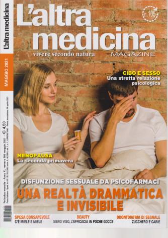 L'altra Medicina Magazine - n. 105 - maggio   2021 - mensile