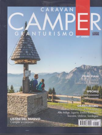 Caravan e Camper  - Granturismo - n. 533 -luglio - agosto   2021- mensile