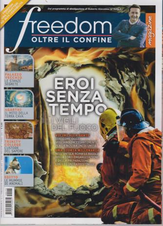 Freedom Magazine - Oltre il confine - n. 15 - mensile - aprile  2021