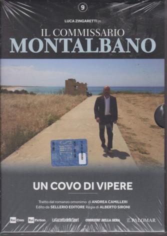 Luca Zingaretti in Il commissario Montalbano -Un covo di vipere - n. 9 - 22 giugno 2021 - settimanale