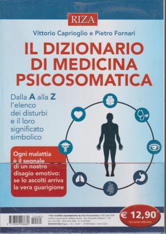 Riza Psicosomatica - Il dizionario di medicina psicosomatica   n. 485 -luglio  2021