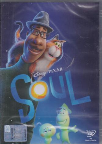 I Dvd di Sorrisi3 - n.2- Soul  13/4/2021- settimanale