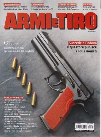 Armi e Tiro - n. 5- maggio  2021 - mensile