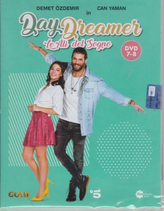 Day Dreamer - Le ali del sogno - n. 5 -quarta   uscita   - 2 dvd + booklet -20 febbraio 2021   - settimanale