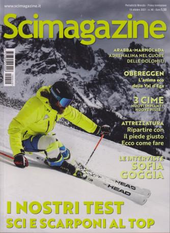 Scimagazine - n. 40 - mensile -15 ottobre 2021