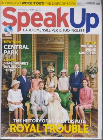 Speak Up - n. 433 - aprile   2021 - mensile - rivista + cd audio