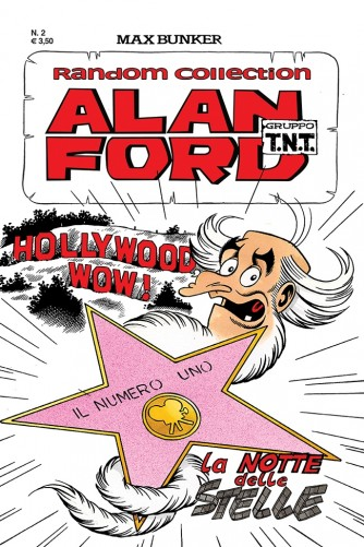 ALAN FORD TNT RANDOM COLLECTION HOLLYWOOD WOOW !