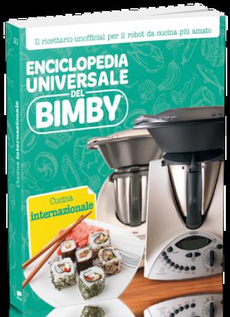Enciclopedia Universale del Bimby N° 21 Cucina internazionale