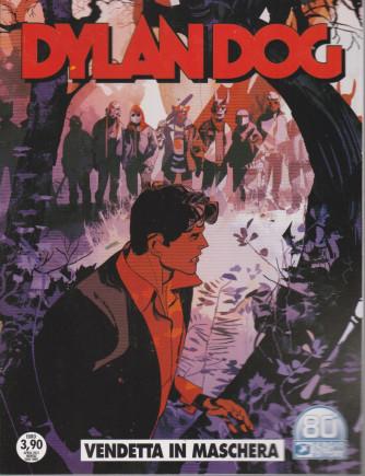 Dylan Dog - n. 415 - Vendetta in maschera- aprile  2021 - mensile