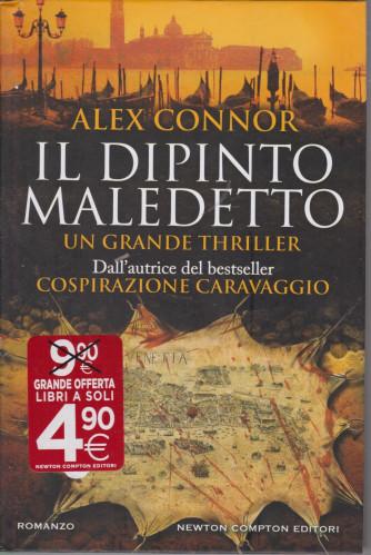 Alex Connor - Il dipinto maledetto  - n. 4 - bimestrale - 1 marzo 2021 - 381 pagine - copertina rigida